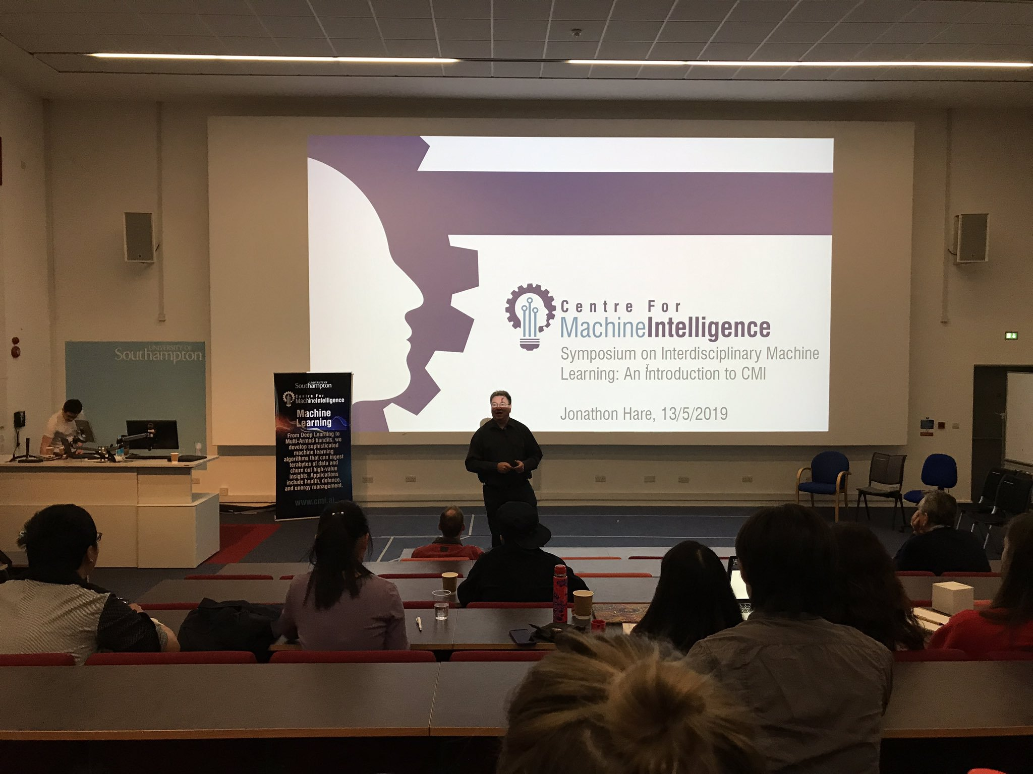 Events | Centre for Machine Intelligence | University of Southampton